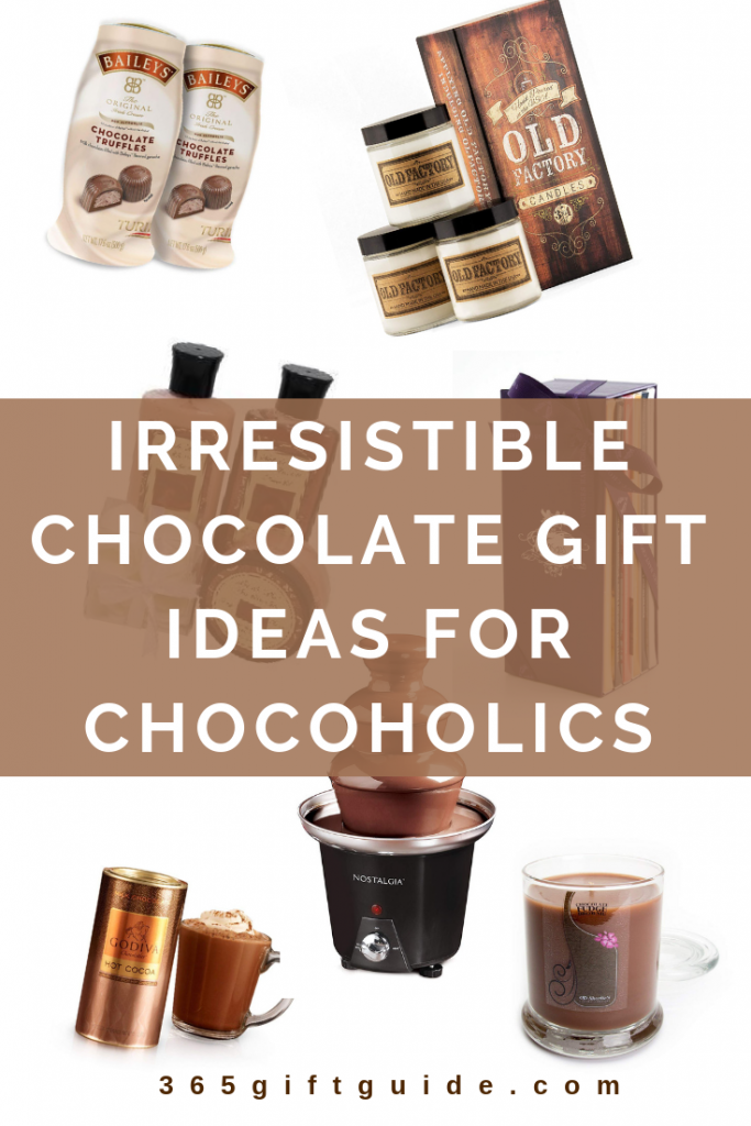 18 Chocolate Gift Baskets for Chocoholics