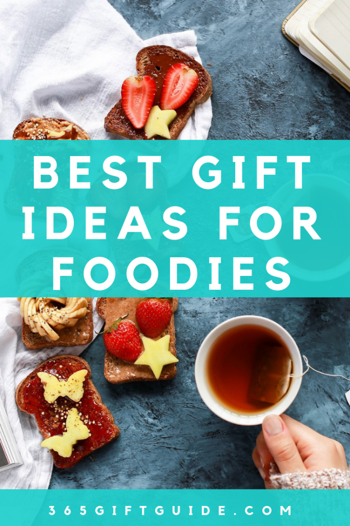 20 best gift ideas for foodies, food gifts