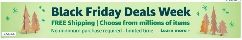 Black Friday deals Amazon