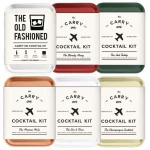 Food gifts, Carry On Cocktail Kit