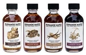 Foodie gift ideas, Runamok Maple Gift Box of 4