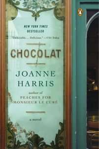 best chocolate gifts, chocolat by Joanne Harris