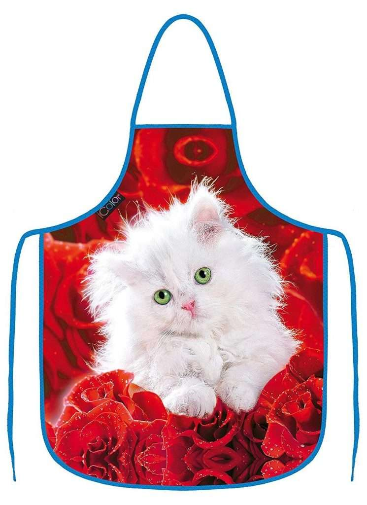 best gifts for cat lovers, Bib Apron for Women and Men