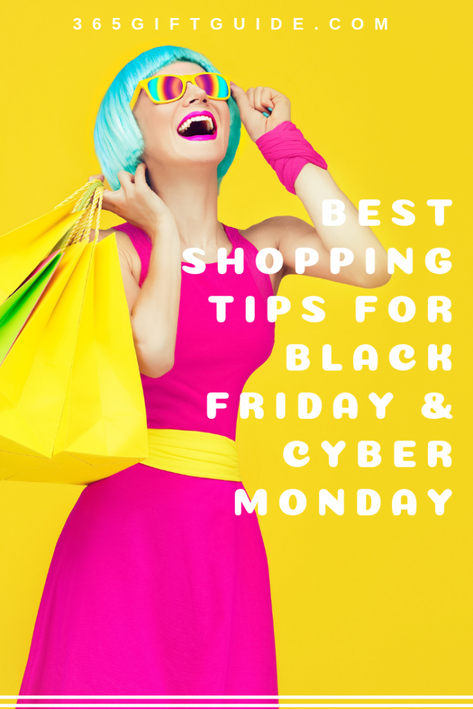 best shopping tips for black friday and cyber monday