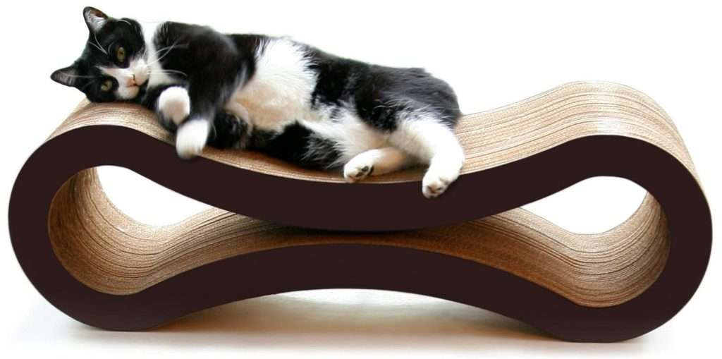 christmas cat gifts, PetFusion Ultimate Cat Scratcher Lounge