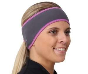 cold weather gift ideas, TrailHeads Women's Ponytail Headband