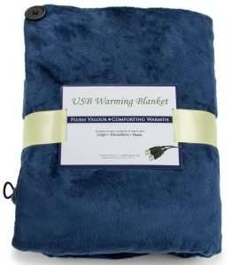 cold weather gift ideas, USB Heated Blanket
