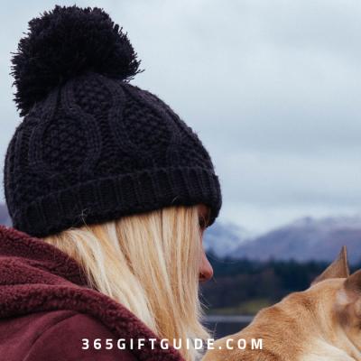 31 Pom-Pom Hat Gift Ideas for Women