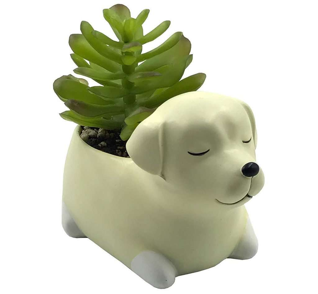 Cute Dog Shaped Cartoon Home Decoration, gifts for dog lovers