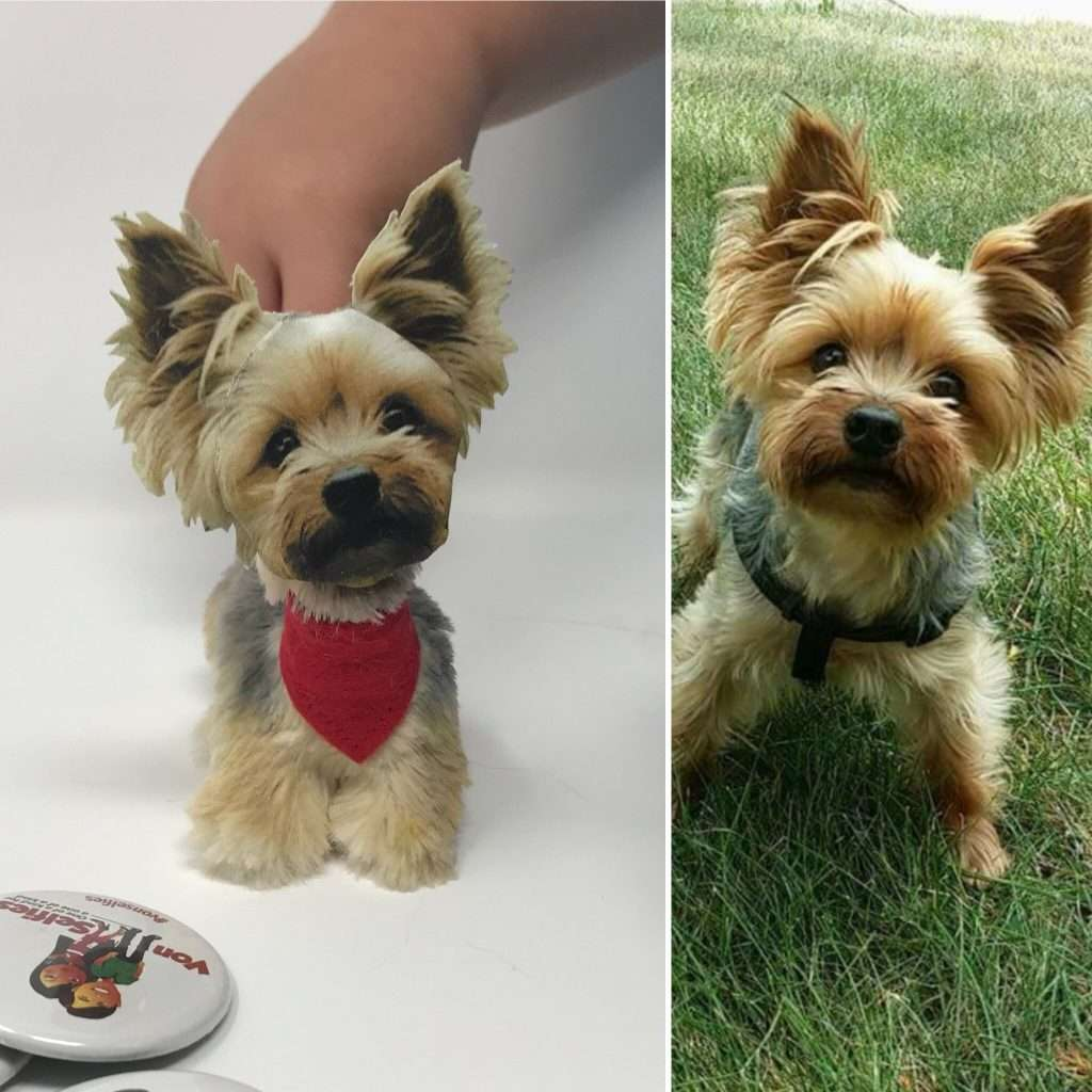 Personalized Pet Plushy, dog lover gifts