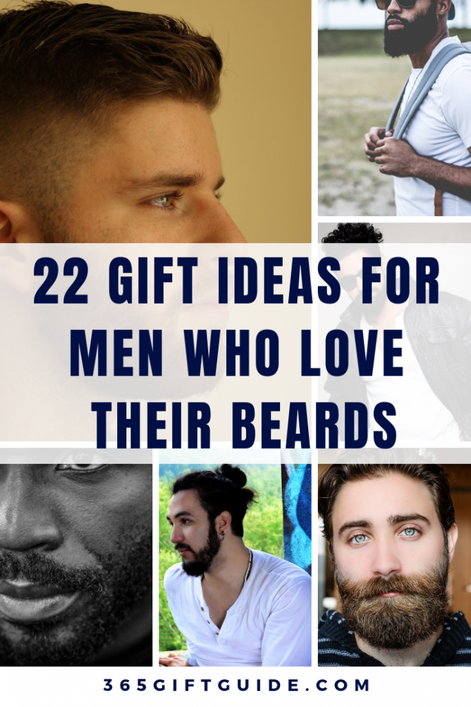 22 gift ideas for men who love their beards