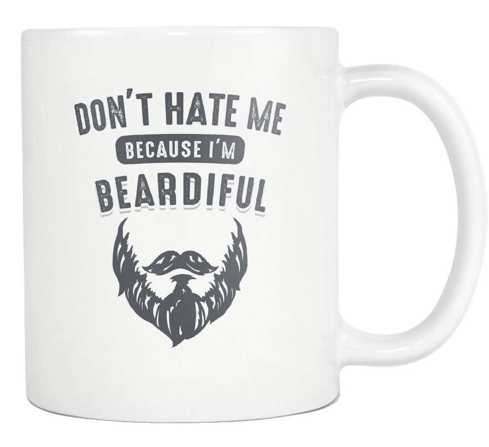 Beard Mug