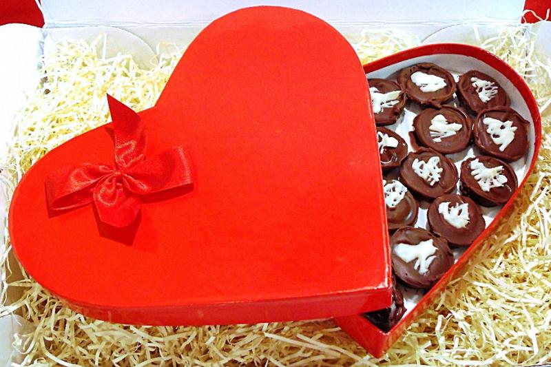 Budget Valentine Chocolates