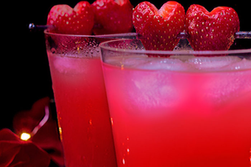 Love potion drink