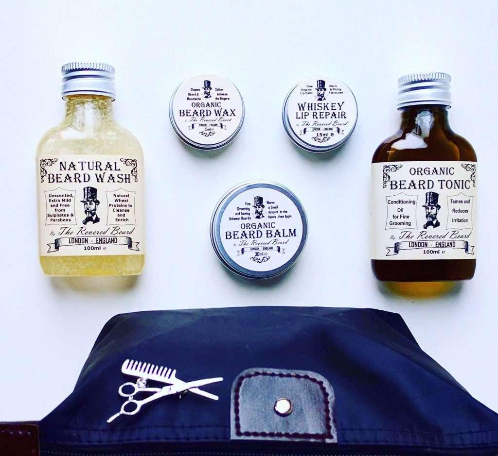 Organic Beard Gift Set