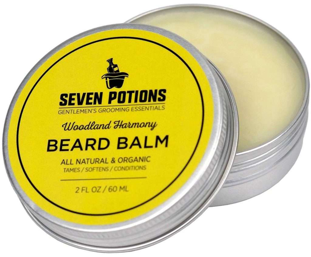 Seven Potions Beard Balm