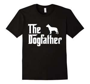 The Dogfather Pit bull T-Shirt