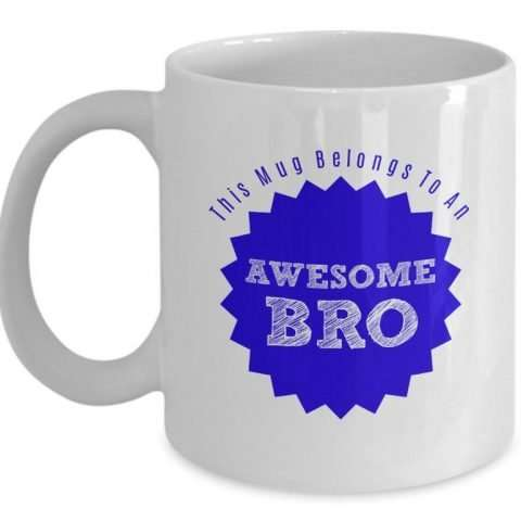 Awesome Bro Mug