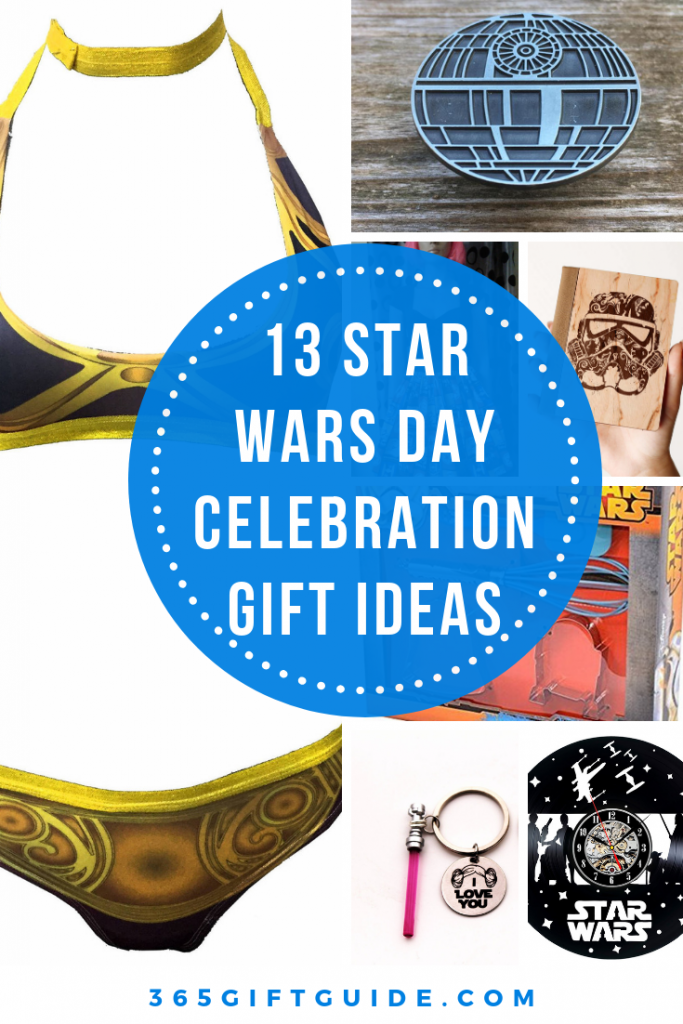 13 Star Wars Day Celebration Gift Ideas
