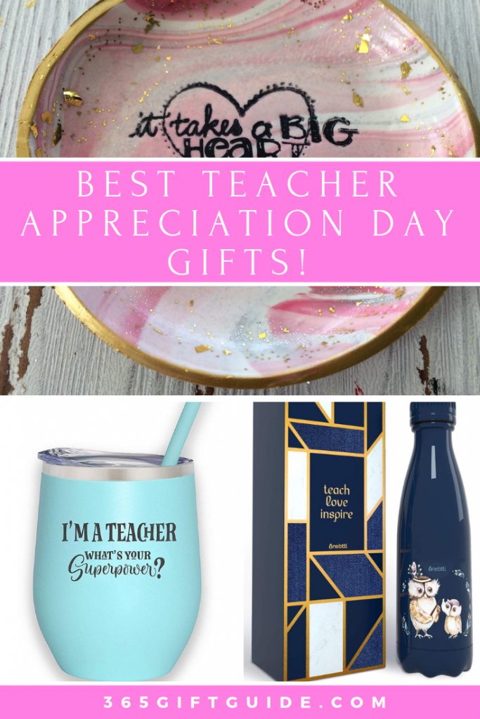 Best Teacher Appreciation Day Gifts