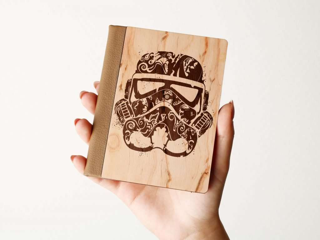 Star Wars day Passport Cover