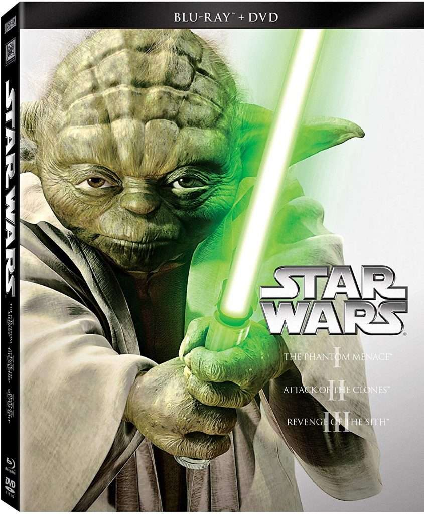 Star Wars- Trilogy - Episodes I-III