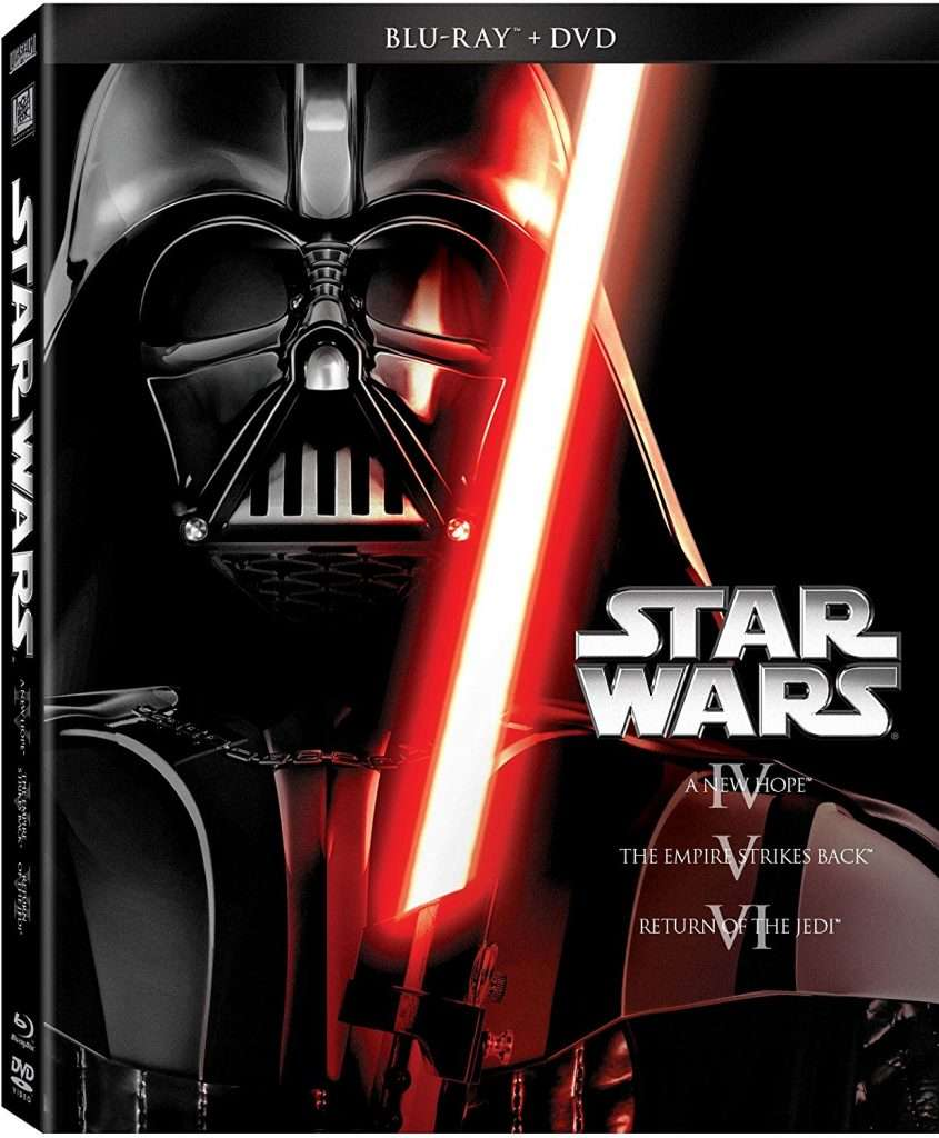 Star Wars- Trilogy - Episodes IV-VI
