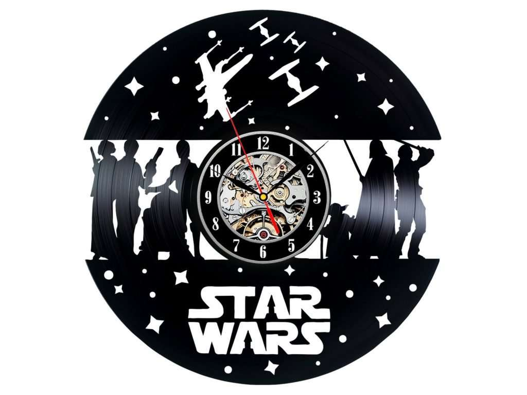 Star Wars day Vinyl Record