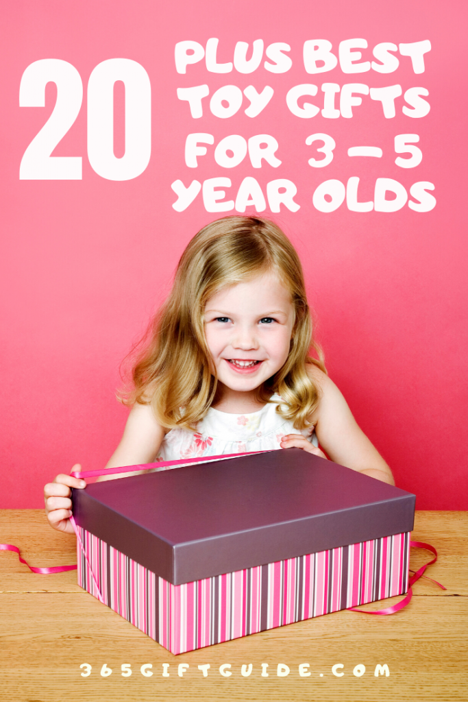 20 plus best toy gifts for 3 to 5 year olds