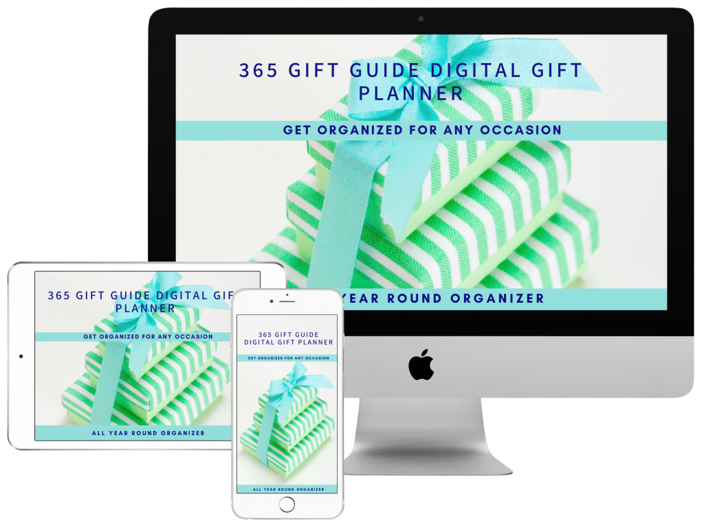 365 Gift Guide Planner Smart Device Mock Up 2020