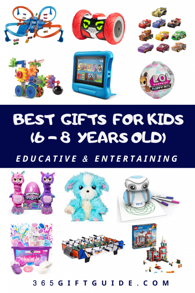 Best gifts for 6 to 8 years old kids