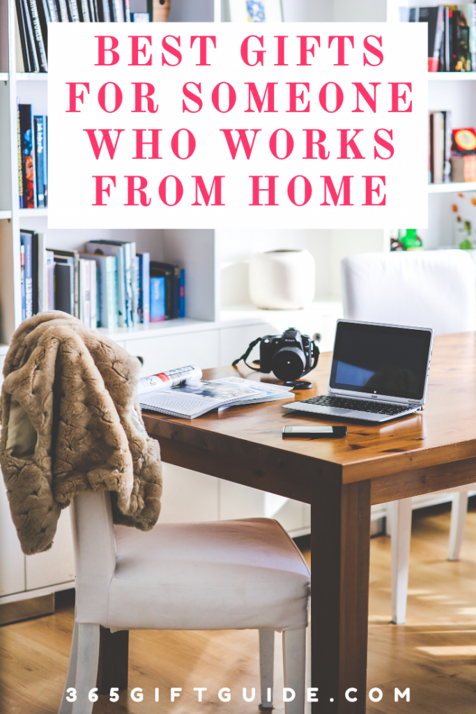 Best Gift Ideas for Someone Who Works from Home