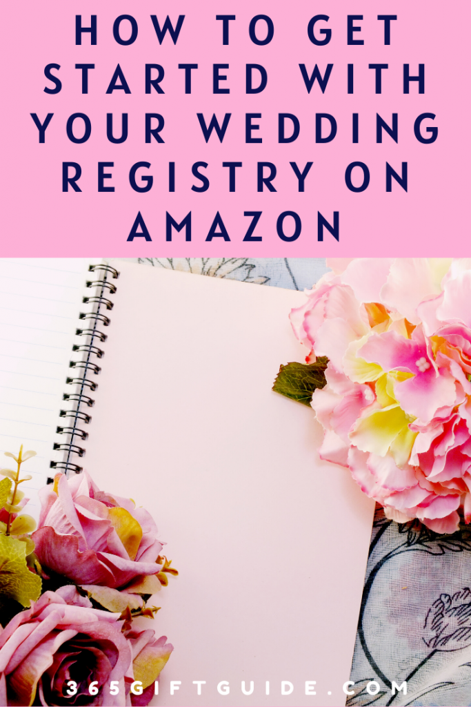 Get Started With Your Wedding Registry on Amazon