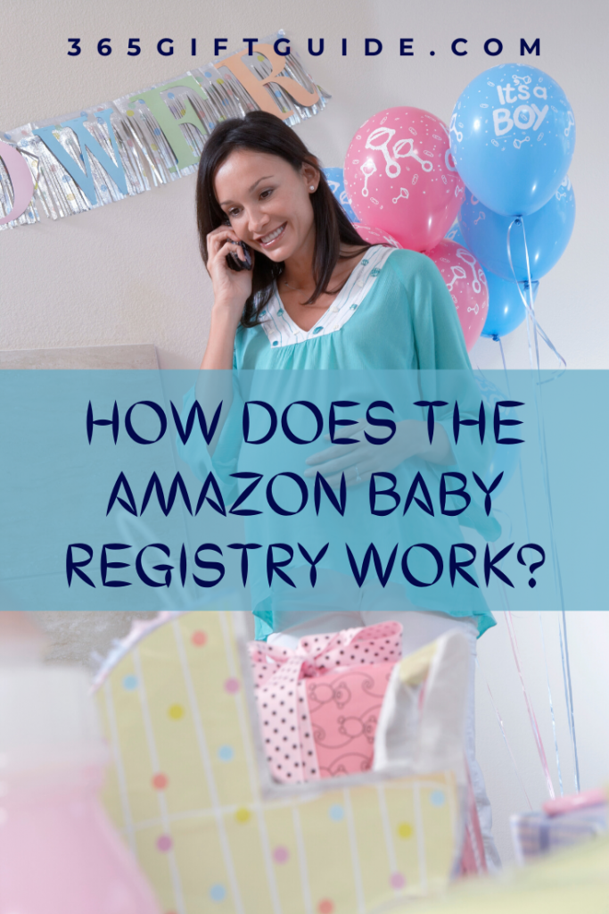 How to set up your Amazon Baby Registry Work