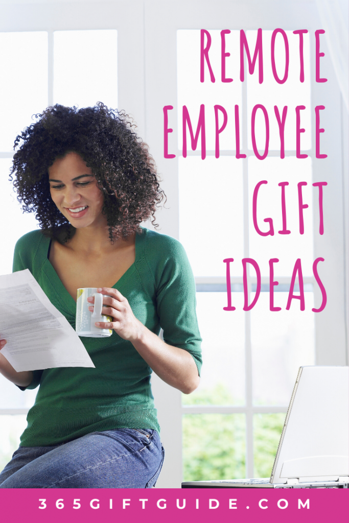 Remote employee gift ideas