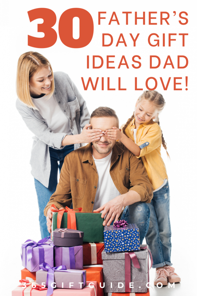 30 father's day gift ideas dad will love