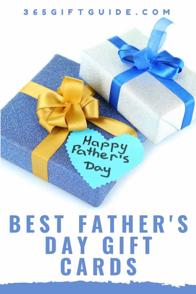 Best father's day gift cards