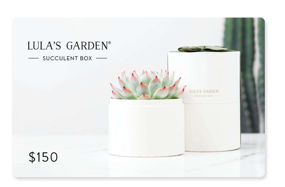 Lula's Garden Father's Day Gift Card