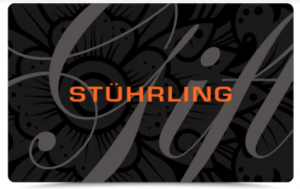Stuhrling Father's Day Gift Cards