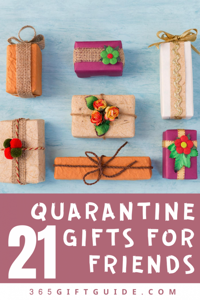 21 quarantine gift ideas for friends