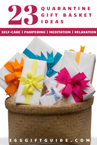 23 Quarantine Gift Basket Ideas for Everyone