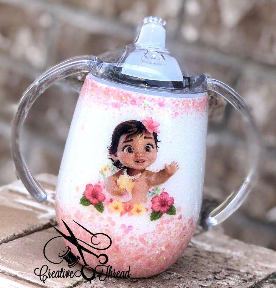 Baby Moana Sippy Cup