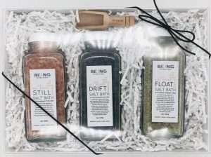 Bath Salt Spa Gift Set Collection