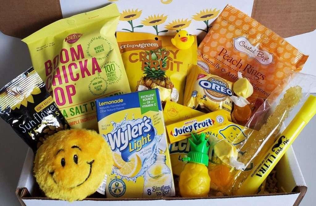 Box of Sunshine Quarantine Package