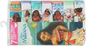 Girls' Moana Panty Set