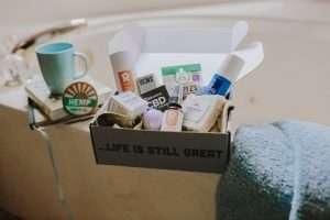 Hemp Crate Co CBD Box