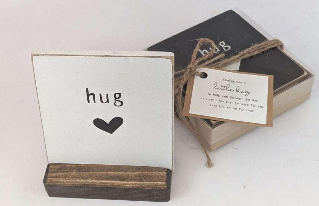 Hug in a box Quarantine Gift