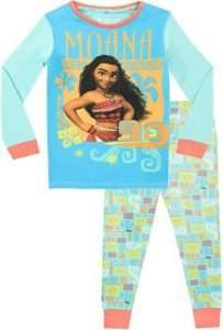 Moana Pajamas Set