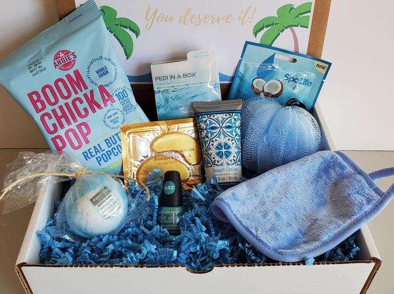 Ocean Breeze Spa Quarantine Gift Box
