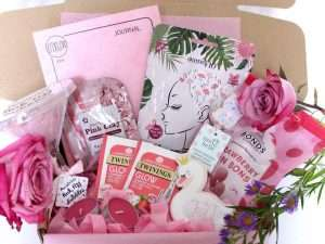 Pink Pamper Box for Her
